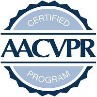 AACVPR Certification Logo - Cardiopulmonary Rehab