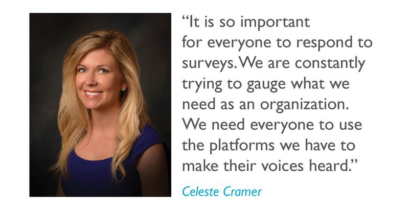 Best Place to Work Celeste quote